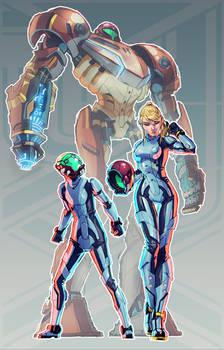 Metroid + Pacific Rim (FSRX 12)