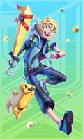 Adventure Time + Kingdom Hearts (FSRX 15)