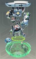 Super Mario + Portal (FSRX 17) by ZedEdge