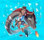 Legend of Korra + Spirited Away (FSRX 18)