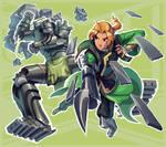 Fullmetal Alchemist + Legend of Korra (FSRX 19)