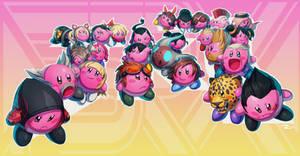Tekken + Kirby (FSRX 24)