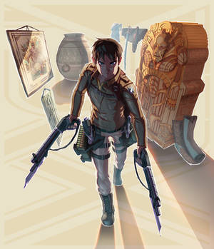 Attack on Titan + Uncharted (FSRX 27)