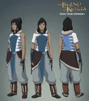 Korra - Book Four: Harmony by ZedEdge