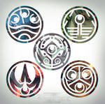 Avastar Wars - Emblems