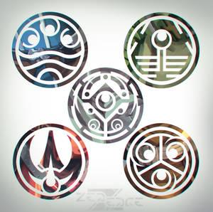 Avastar Wars - Emblems