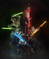 AvaStar Wars by ZedEdge