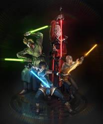 AvaStar Wars