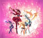 RWBY + Pretty Cure (FSRX 37)