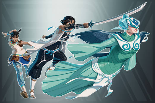 Legend of Korra + Bleach (FSRX 38)