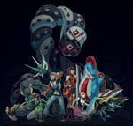 RWBY + Pokemon (FSRX 39)