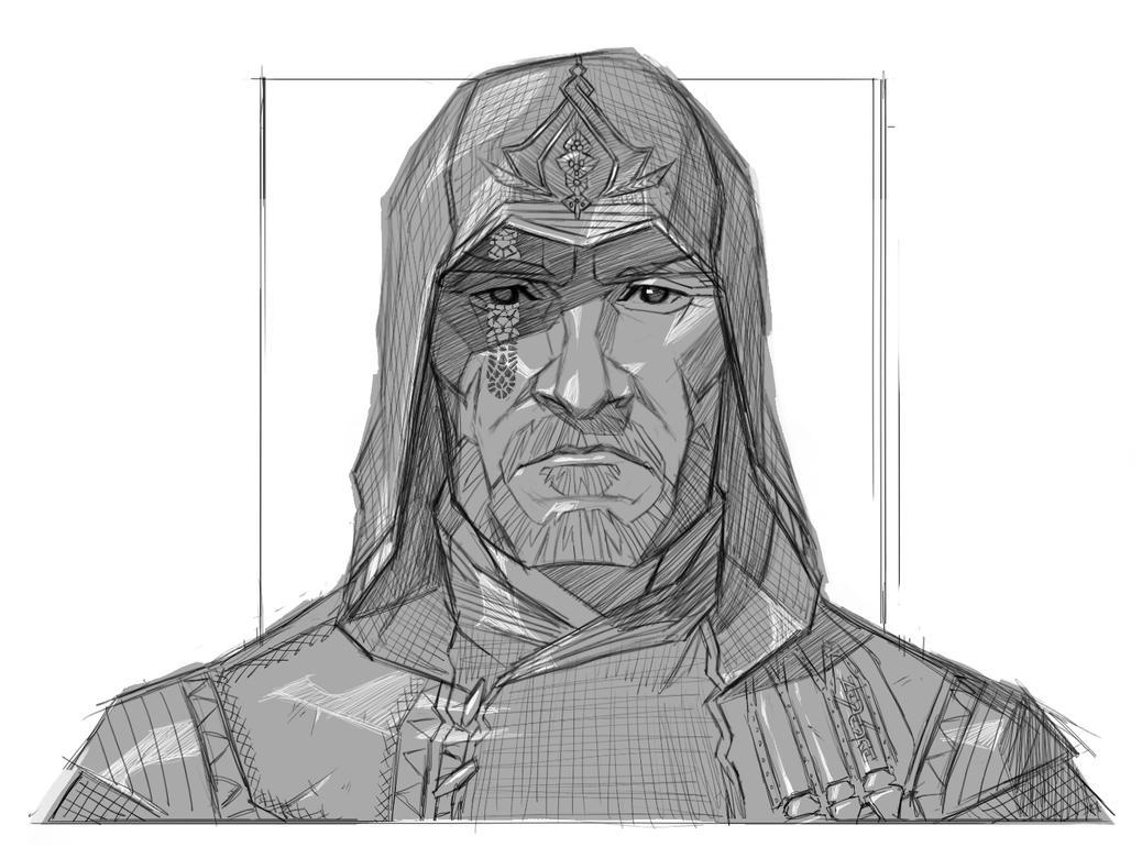 Aguilar sketchilar by ZedEdge