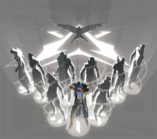 Jojo's Bizarre Adventure+Assassin's Creed(FSRX 43)