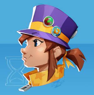 Hat Kid - my favorite game girls (17)