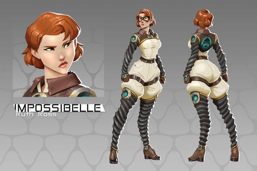 Impossibelle (commission)