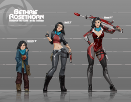 Bethrie Rosethorn age chart (commission)