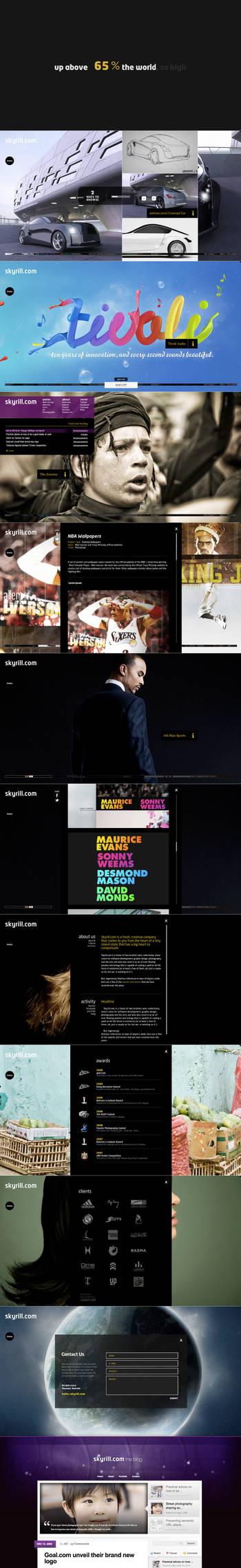 Skyrill.com V3 by skyrill