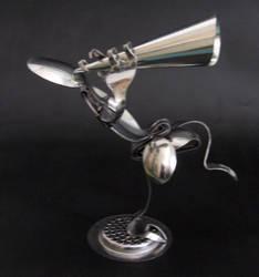 harvie trumpet by papafork