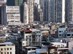 Slums of Macau