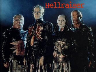 Hellraiser by andresluis