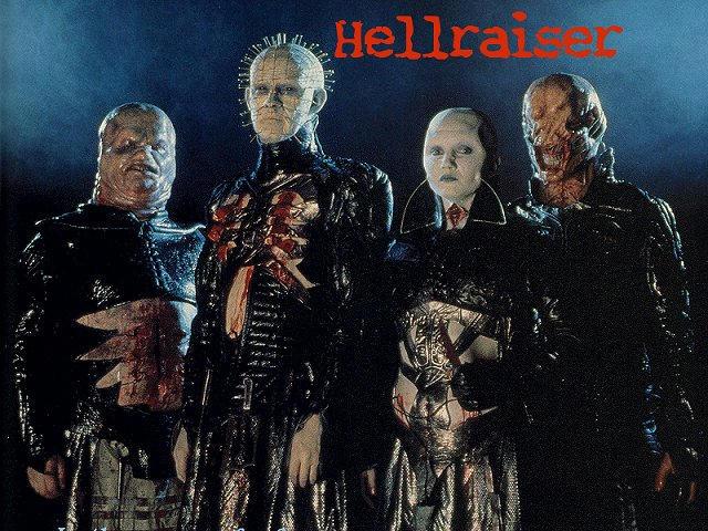 Hellraiser Underworld by MercuryRapids on DeviantArt  Hellraiser Deviantart