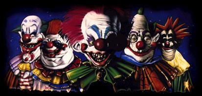 Killer klowns from outer space by andresluis on deviantart for Space clowns