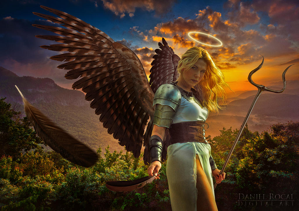 Archangel by Daniel-Rocal