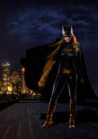 Batgirl by Daniel-Rocal