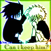 SasuNaru Icon by eRemedy
