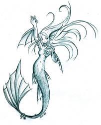 Mermaid by S0rce