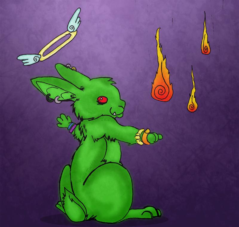 Zomg Grunny by Rabid-Turtle