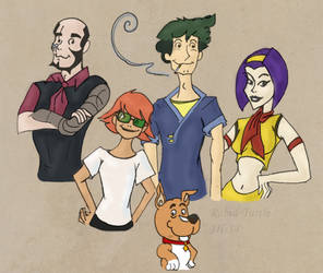 Scooby Bebop