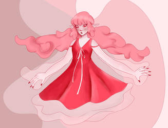 That's a lot of pink by AxolotlAnne