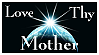 Love Thy Mother: Stamp by Zulema