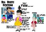 DBZ: Bra ''Yasai'' Briefs Redesign