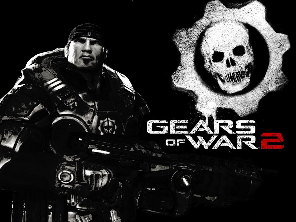 Gears Of War 2 Wallpaper By Kibblesworth On Deviantart