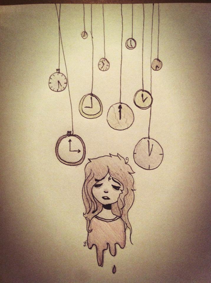 Time kills me by nipot-sempai