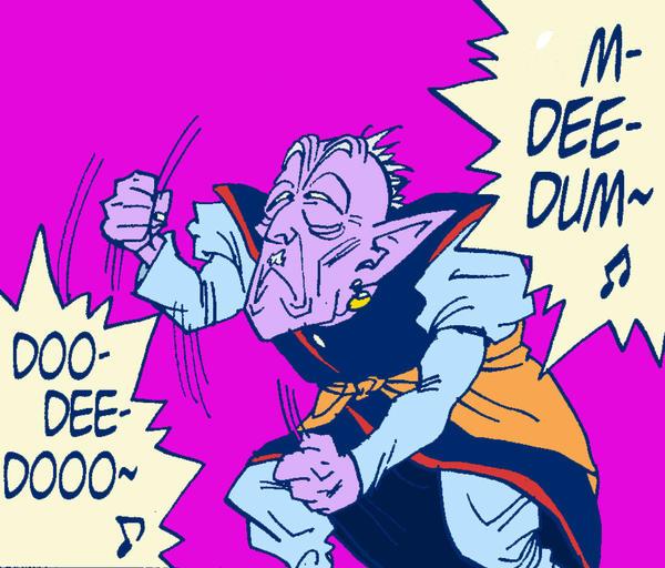 Elder Kai by Joker-DeLarge
