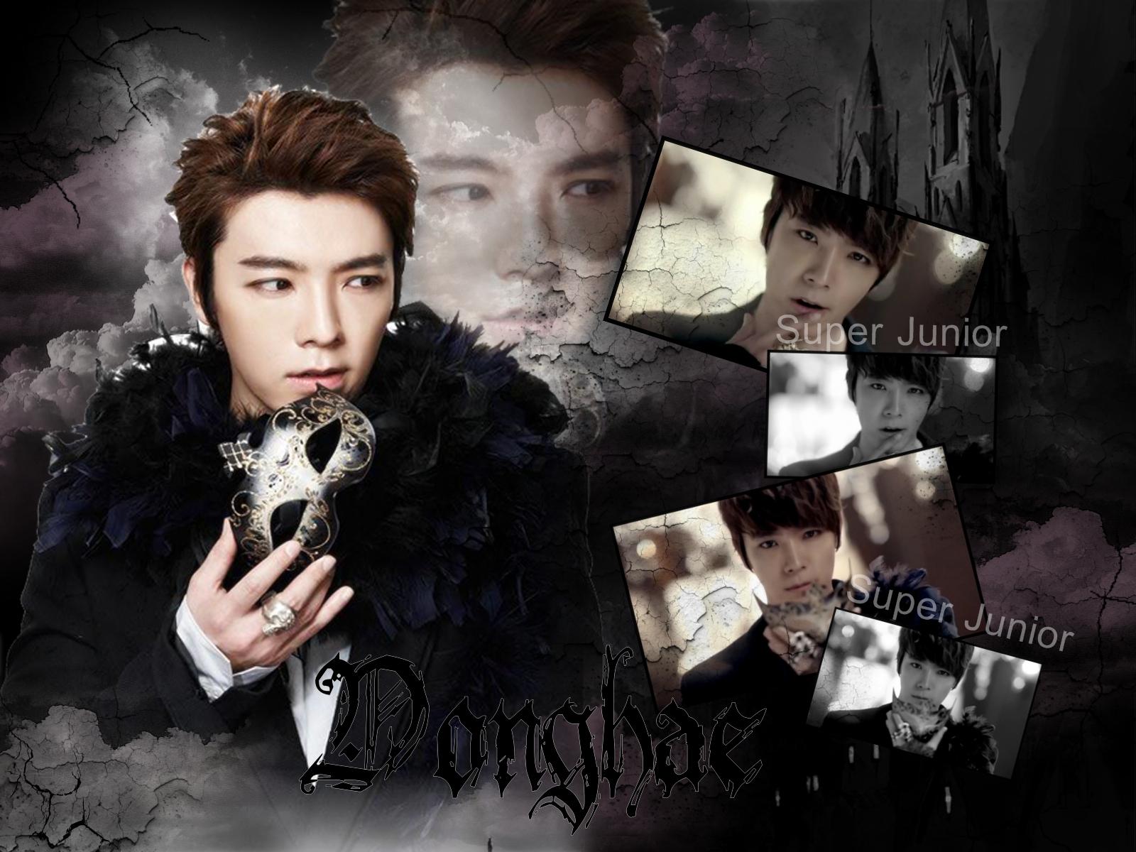 Super Junior Opera Donghae Wallpaper By Foreverk Popfan On Deviantart
