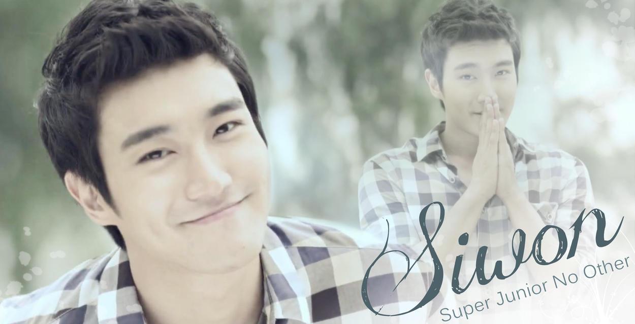 Super Junior No Other Siwon by ForeverK-PoPFan