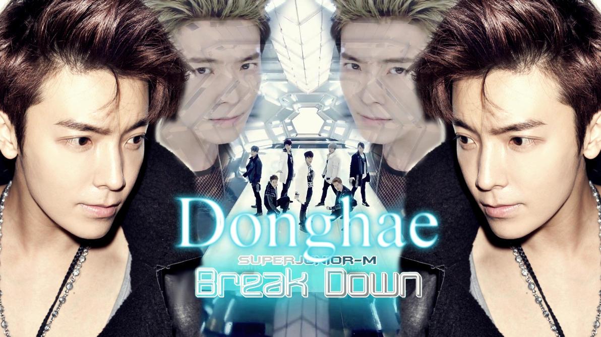 Super Junior-M ,, Break Down ,, ~ Donghae ~ by ForeverK-PoPFan