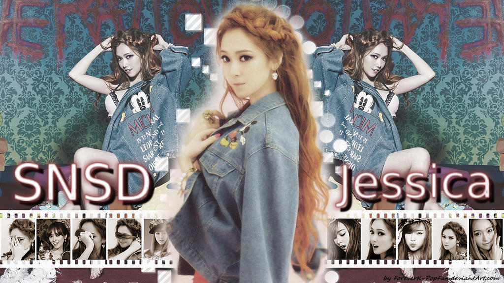 Jessica Jung   Felicia Rena Fanfictions  Girls Generation Jessica I Got A Boy