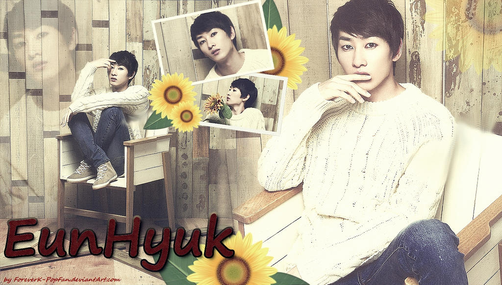 Eunhyuk Wallpaper 20 by ForeverK-PoPFan