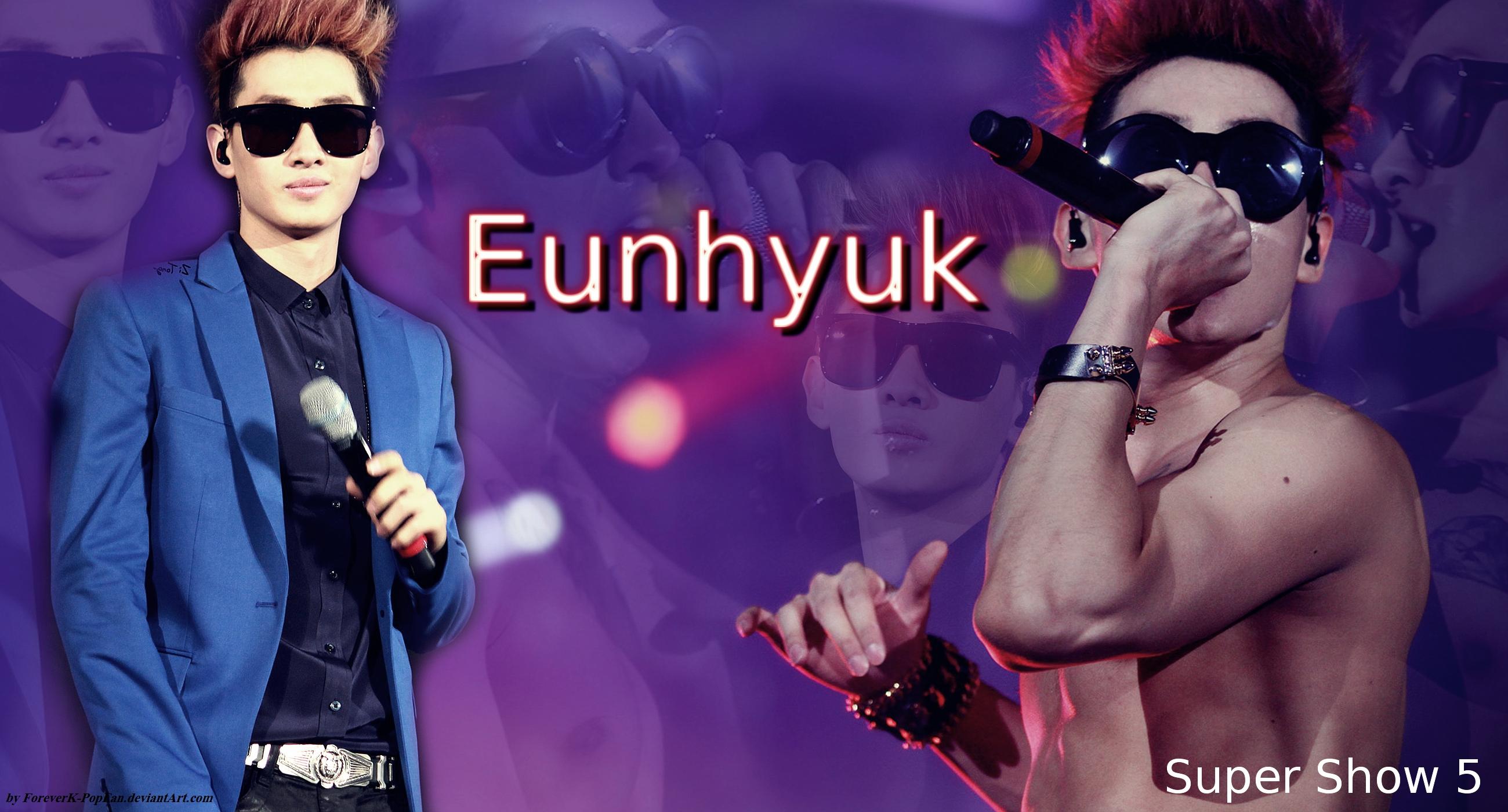 Super Junior SS5 ~ Eunhyuk ~ by ForeverK-PoPFan