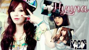 Hyuna Wallpaper