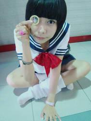 Seifuku Girl by pancakedoll