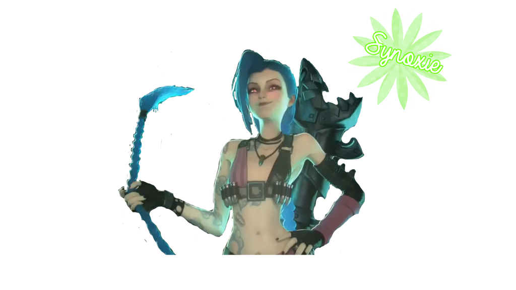 Jinx league of legends render 5 by synoxie on deviantart jinx league of legends render 5 by synoxie voltagebd Choice Image