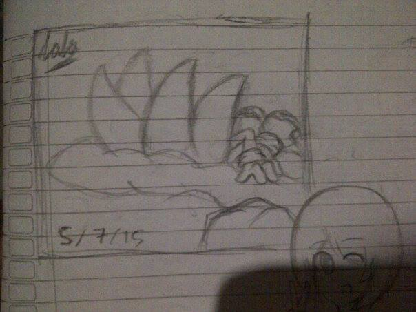 Faceplant sonic ( 5.07.15 ) by lalatails456
