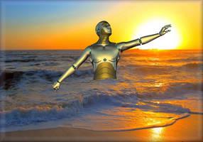 Sun Worship by zrosemarie