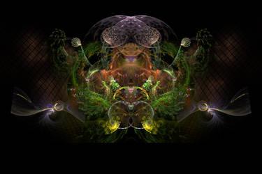 Glass Dance... by zrosemarie